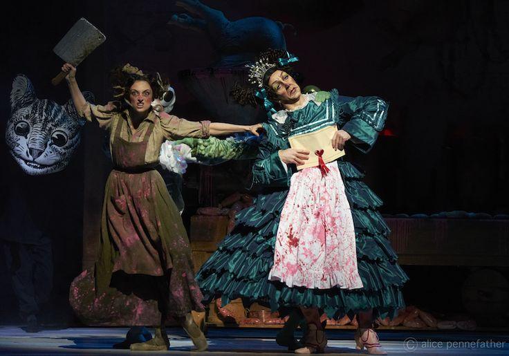 """Балет в кино: Королевский балет выполняет «Приключения в стране чудес Алисы"""" Кристофера Уилдона о большом экране"""