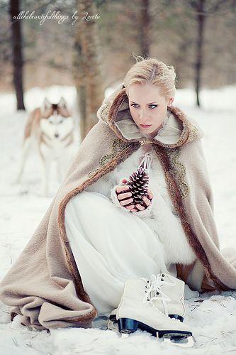 Vintage Winter Wedding