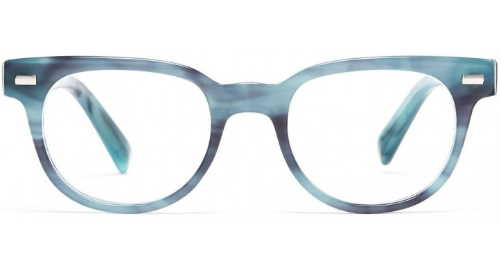 Can't wait to try these new blue Warby Parkers to add to my collection. Duckworth Marine Slate - Optical - Women | Warby Parker
