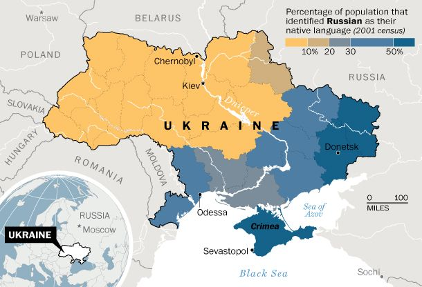 """Russia without Ukraine is a country; Russia with Ukraine is an empire."" 9 questions about Ukraine you were too embarrassed to ask"