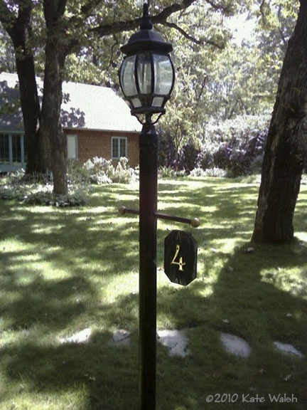 17 Best Images About Lighted House Numbers On Pinterest