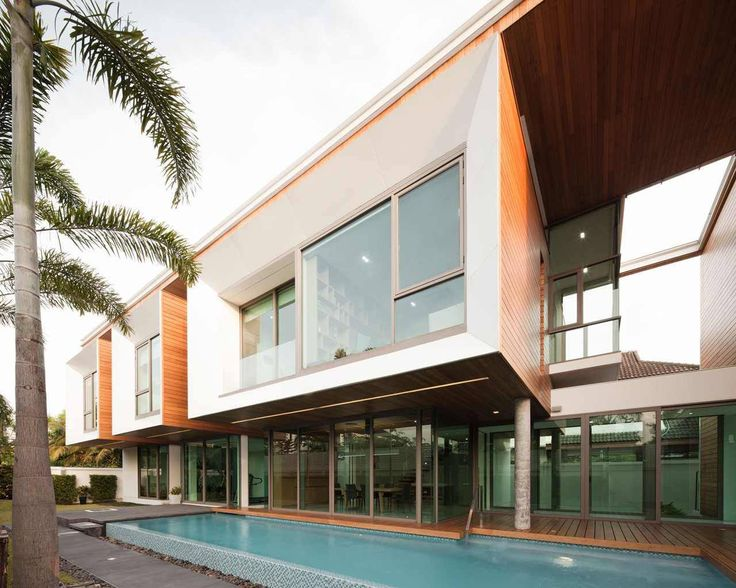 Building of the day - L71 House Bangkok, Thailand by OFFICE AT Co. http://www.archdaily.com/145460/l71-house-office-at-co