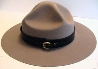 """RCMP """"Boss of the Plains"""" Hat"""