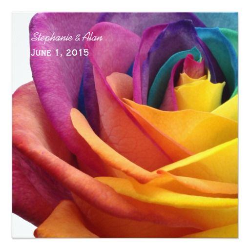 200 best Rose Wedding Invitations images on Pinterest Wedding