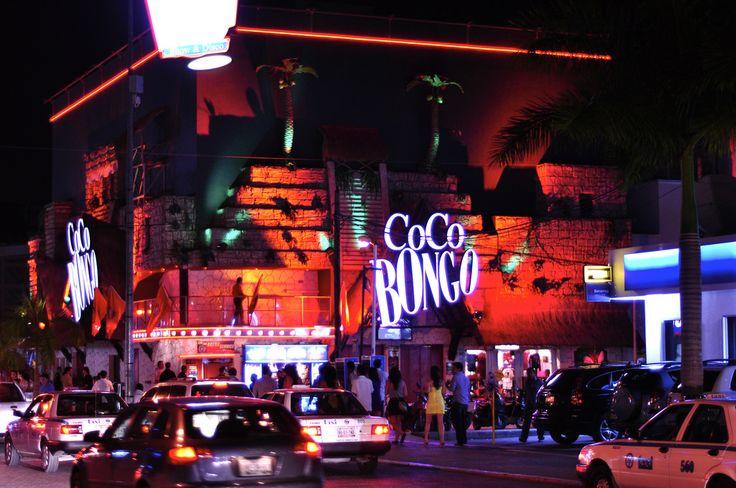 Coco Bongo: Un símbolo de Cancún - http://www.absolutcaribe.com/coco-bongo-un-simbolo-de-cancun/