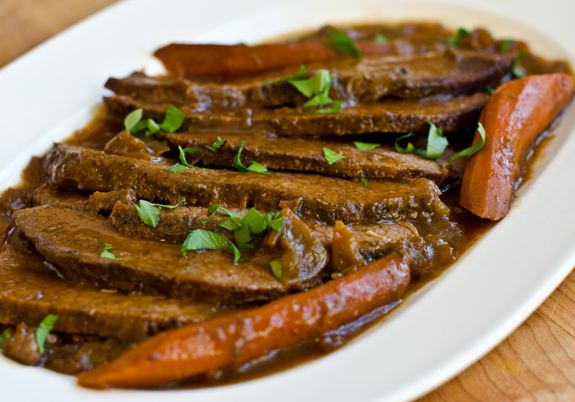 The world's most googled brisket recipe - delicious comfort food for a cold night