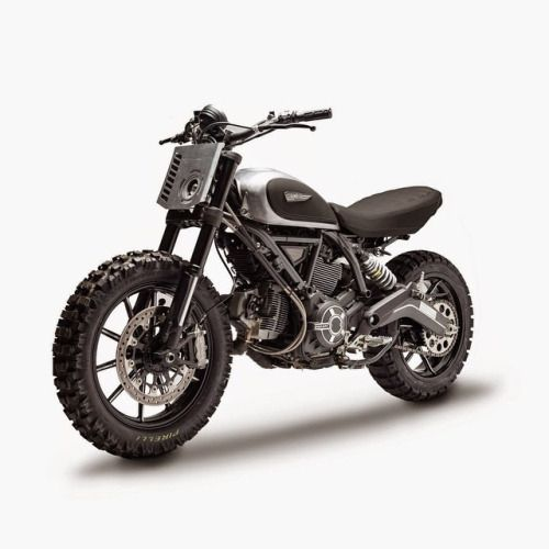 dropmoto: Ducati Thailands take on the Ducati Scrambler Dirt...  dropmoto:  Ducati Thailands take on the Ducati Scrambler Dirt Tracker. Would love to see this for sale on the showroom floor. #ducati #scrambler #dirttracker #streettracker #dropmoto #tracker
