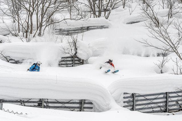 Furano ski resort © JULBO / Tristan Shu