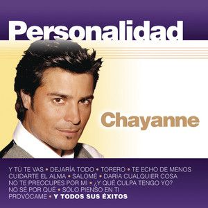 Fuiste un Trozo de Hielo en la Escarcha, a song by Chayanne on Spotify