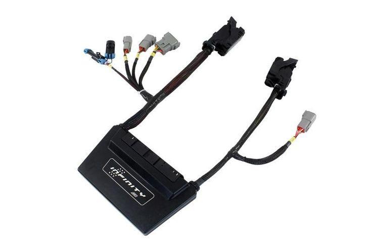 AEM 2001-2006 BMW M3 E46 Manual Trans Infinity 8 10 Plug and Play Jumper Harness