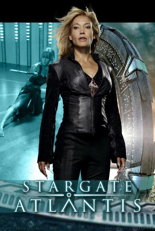 Stargate Atlantis poster by ~P-DB on deviantART