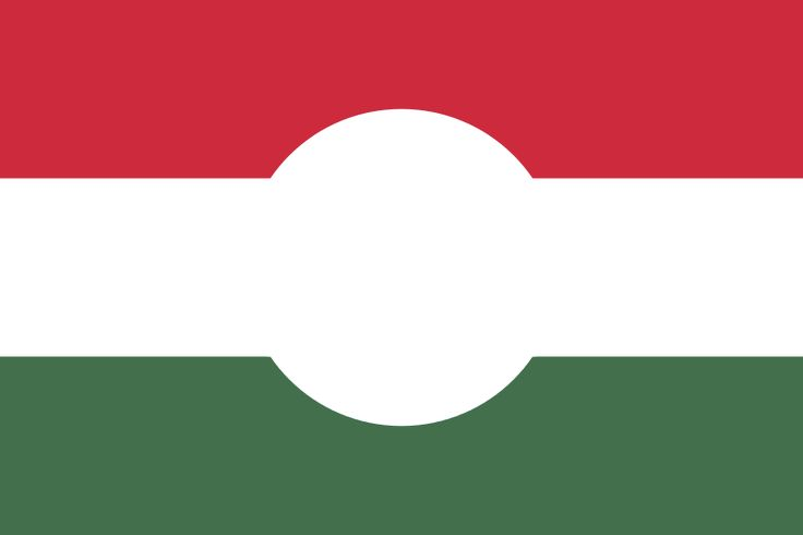 Flag of the Hungarian Revolution of 1956