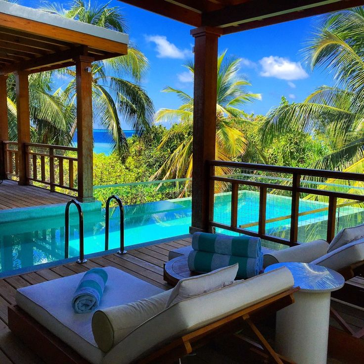 Maldives Luxury Homes: 49 Best Private Island Images On Pinterest