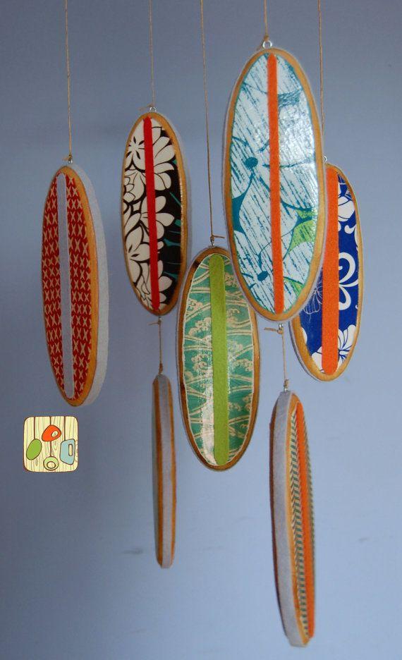 Surfboard mobile