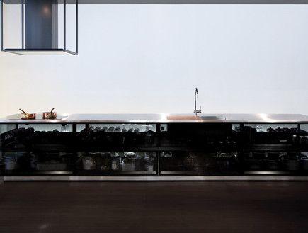 Die besten 25+ Minimalistische system küchen Ideen auf Pinterest - moderne kuchen forster