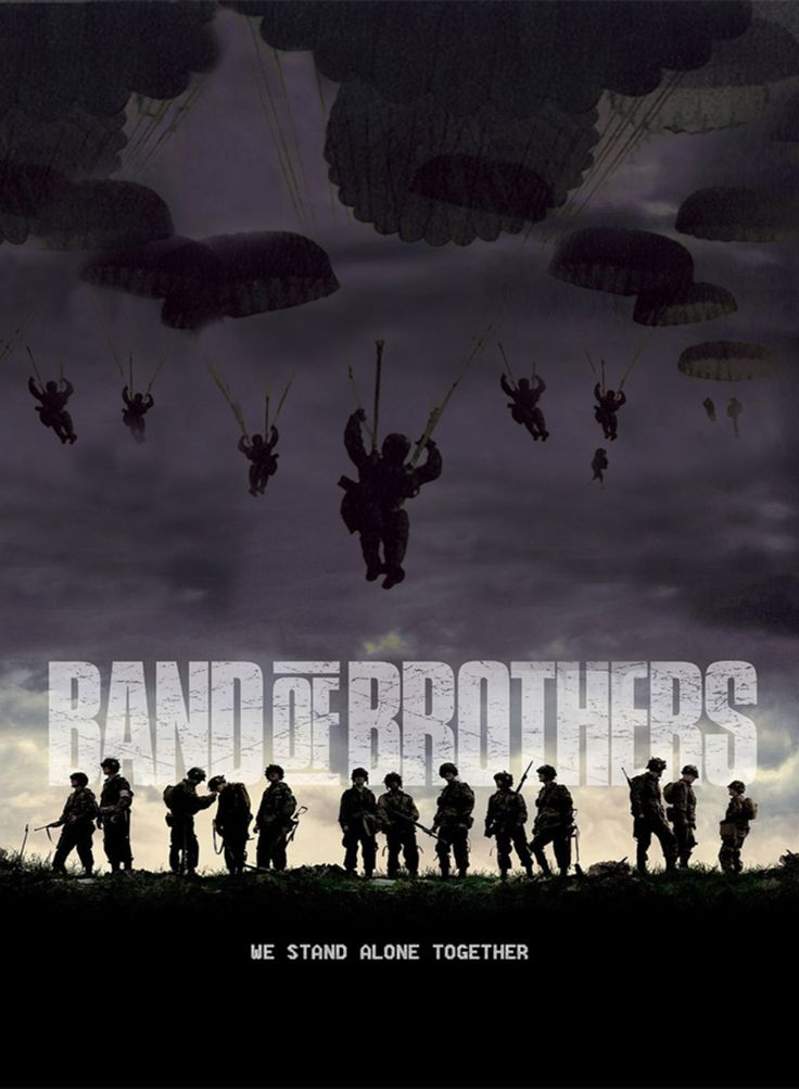 Série Band of Brothers