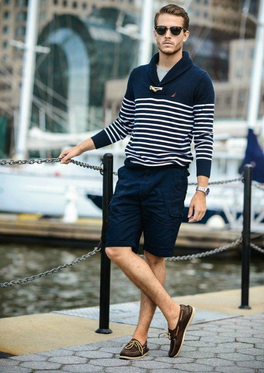 How to Wear Boat Shoes