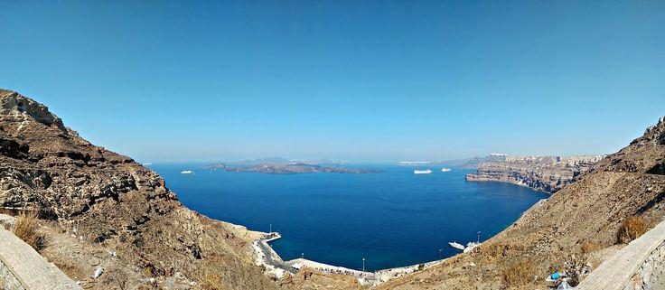 Travel in Santorini - Study About Fashion - by Alexandra Alexandridou