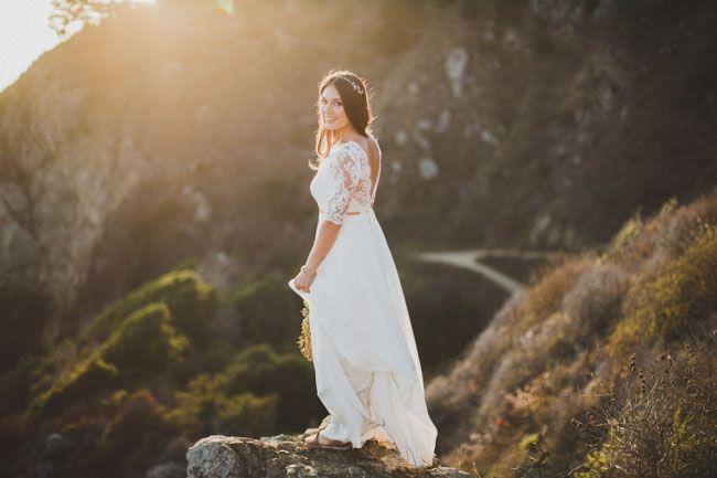Tendance Robe du mariée 2017/2018  Sarah Seven wedding dress