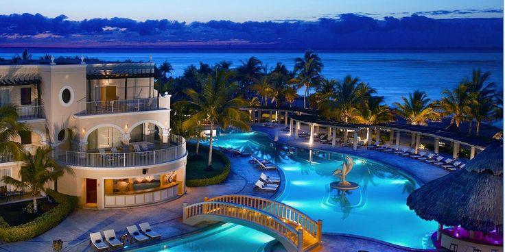 #Mexique #Voyage  #Hotel       Hôtel Dreams Tulum Resort & Spa******
