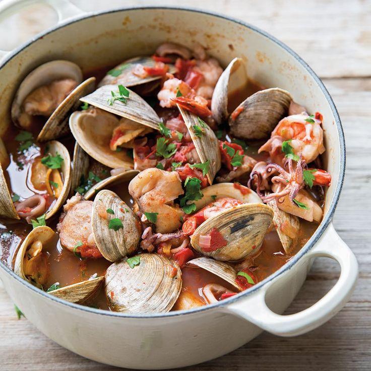 Italian Shellfish Stew   Williams-Sonoma