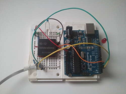 "I want to make this... RFID & Arduino  ( or as Jenn calls it an  ""Ar dork o"" )"