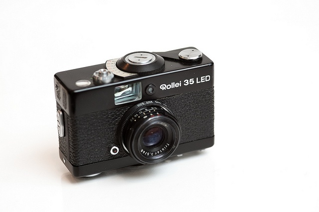 Rollei 35 LED, via Flickr.