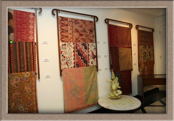 Kriya Tekstil dari Kain.