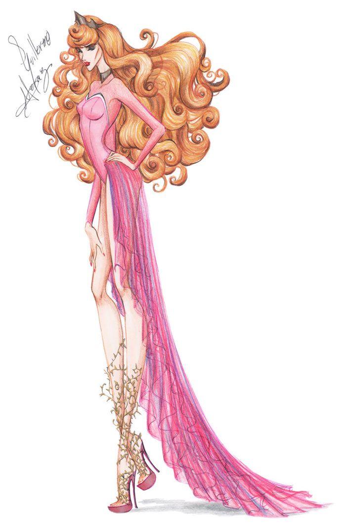Princesas Disney Fashion | Just Lia This is beautiful