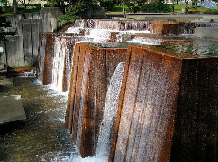 Ira's Fountain at Keller Fountain Park - Portland, Oregon | 21 Extravagant Fountains From Around The World