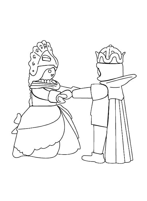 coloring pages playmobil - photo#30