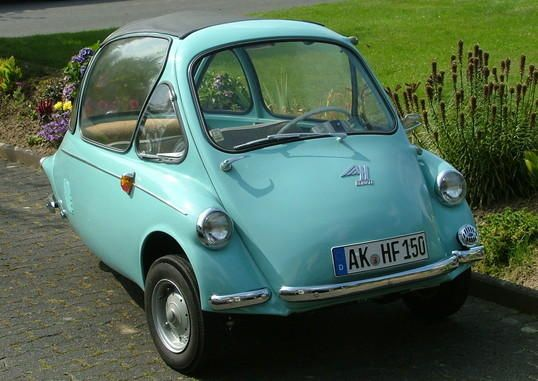 Best Heinkel Trojan Bubble Cars Images On Pinterest Third