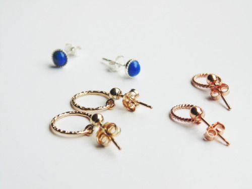 Jade-Lillie earrings
