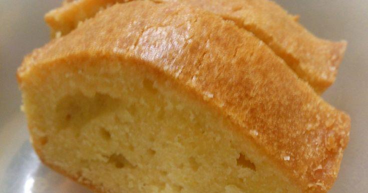 いい香り☺メープルパウンドケーキ by たわし玉 [クックパッド] 簡単おいしいみんなのレシピが263万品