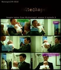 Image result for whitechapel tv series