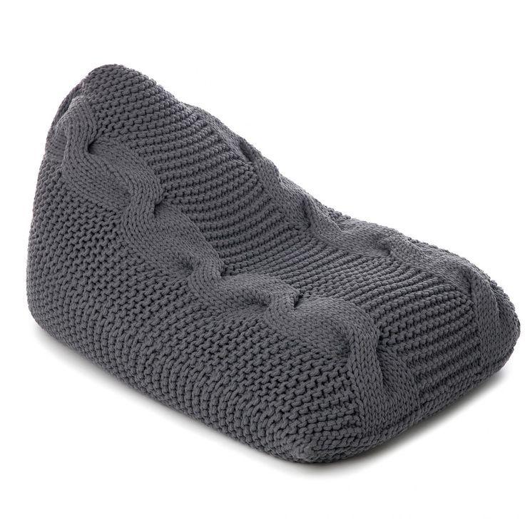 szydełkowy puf crochet pouf