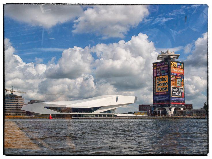 The Eye, museo del cine de Amsterdam