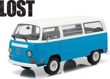 1:18 VW TYPE 2 (T2B) DHARMA VAN ARTISAN COLLECTION LOST TV SE