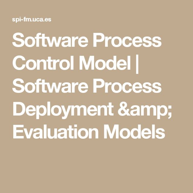 Visual Modeling tool Model Software Process Deployment - software evaluation