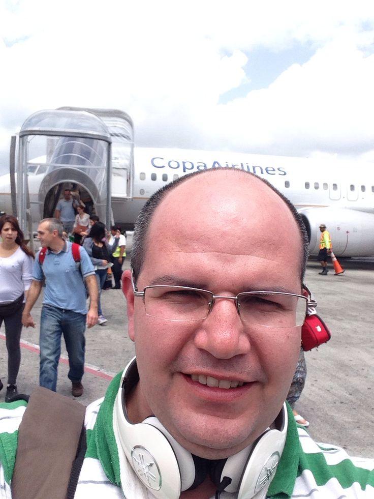 Llegando a Punta Cana!!!