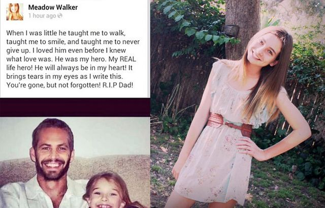 Paul Walker Daughter 88688 | RAMWEB