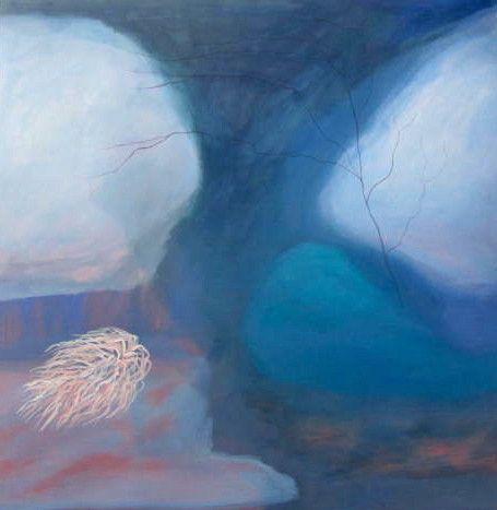 Beautiful Abstract Painting by Paula Payne – PLATFORMstore