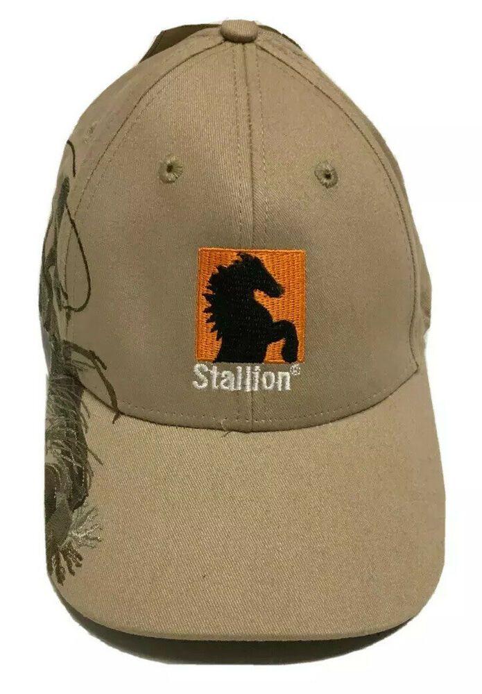 Stallion Oilfield Services Hat Oilfield Oil Cap Houston Texas Dri Duck Fishing Driduck Baseballcap Texas Hat Oilfield Houston Texas