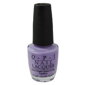 OPI Euro Centrale Collection Spring 2013 E74 You're Such a Budapest
