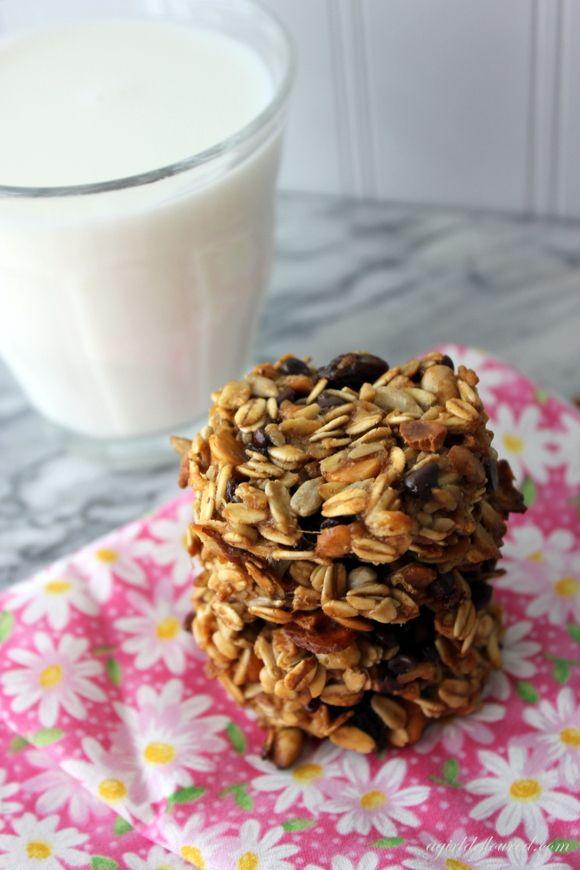 Gluten Free Breakfast Cookies!    G-Free Foodie #GlutenFree