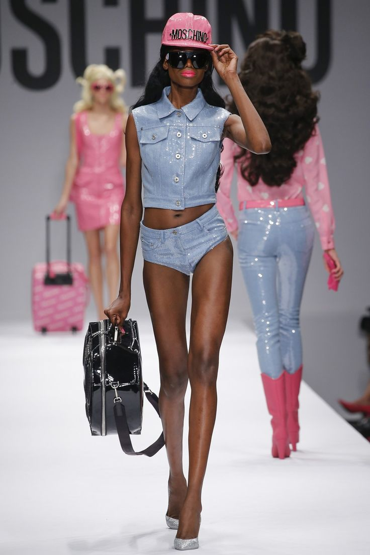 Moschino Barbie collection