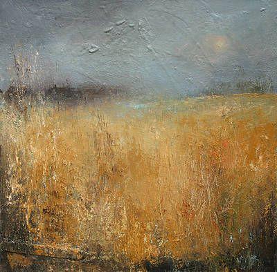 Amanda HOSKIN-Evening Field, St Just