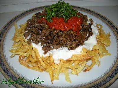 hülyalı lezzetler: Çökertme Kebabı