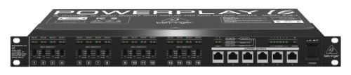 """Behringer P16-I PowerPLAY 16-Channel 19-Inch Input Module with Analog and ADAT Optical Inputs by Behringer. $349.99. The Behringer POWERPLAY P16 system is the easy, affordable way to give your musicians and vocalists what they really want - """"more me!"""" P16-M Personal Mixers lets each performer take control of what they hear, allowing the engineer to concentrate on providing the audience with the best possible listening experience. Fast and easy to set up, a basic system can ..."""