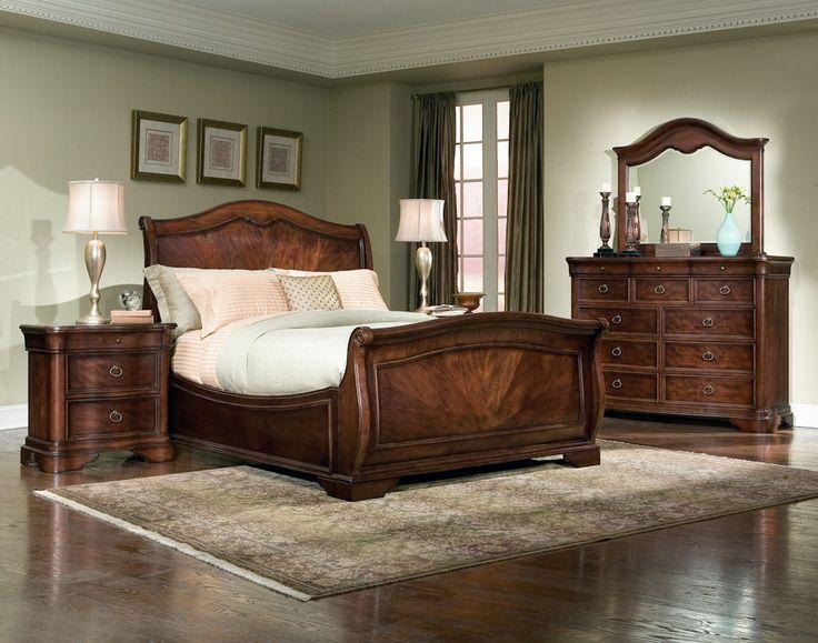 15 best Sleigh Beds images on Pinterest | Bedroom suites, Master ...